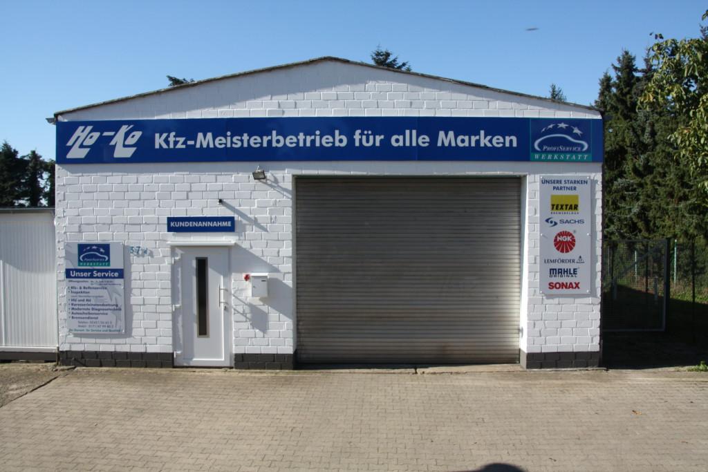 KFZ Meisterwerkstatt in Düren - Merzenich